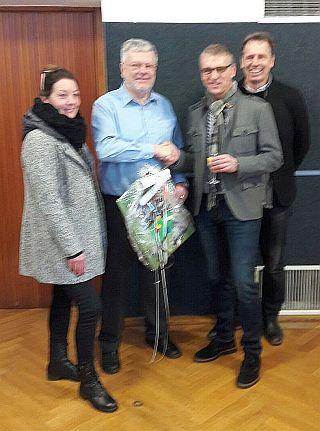 Hans Peter Reichert 70. Geburtstag