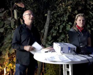 """13. """"Unternehmer trifft Unternehmer"""" bei der Weingärtnergenossenschaft Aspach"""